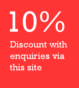 10 % discount